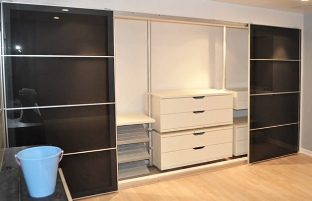 ikea dressing foto 39 s en prijs advies stolmen algot en pax. Black Bedroom Furniture Sets. Home Design Ideas