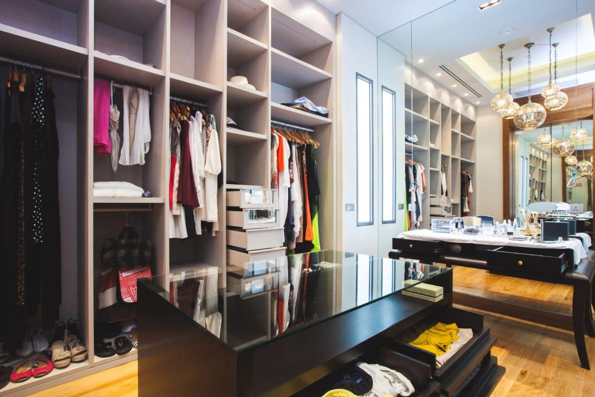 garderobekasten en inloopkasten op maat