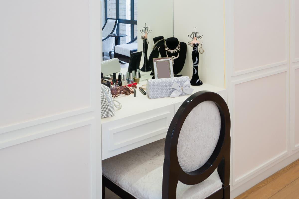 inspirerende garderobekasten met boudoir